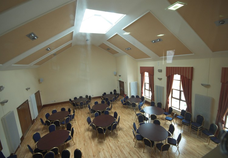 St Michael's Parochial Hall