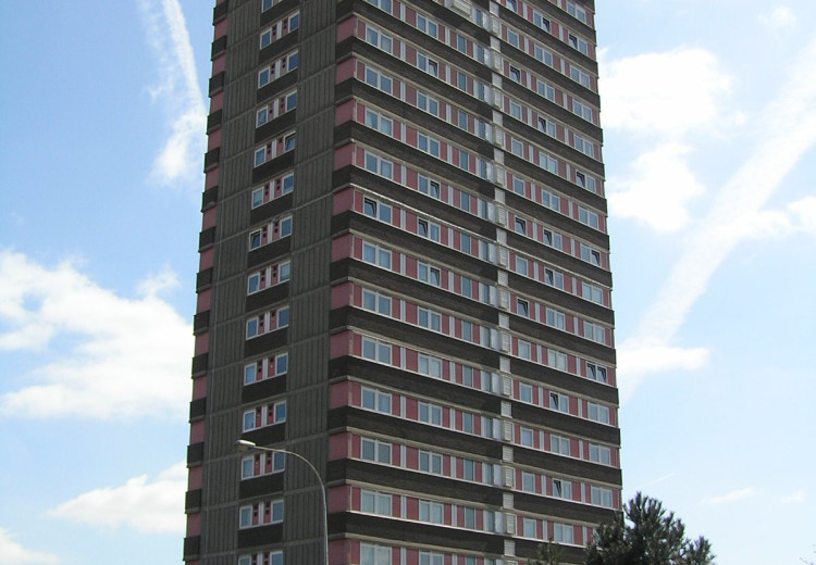 Divis Tower